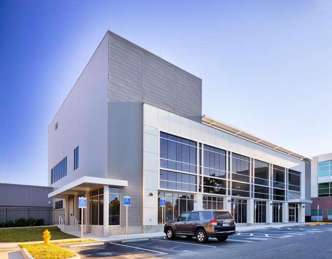 SACS building