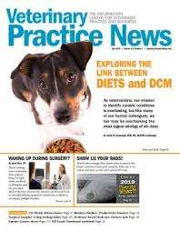 Veterinary Practice News cover