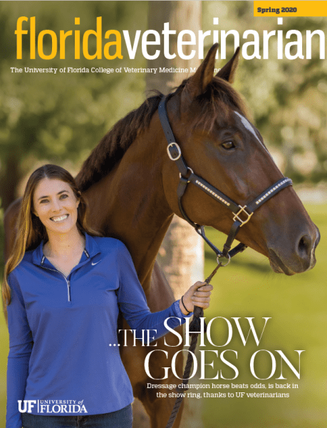 Florida Veterinarian Cover
